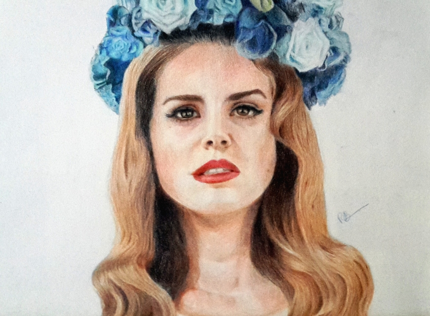 Lana Del Rey by dorothy